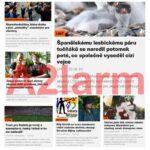A2larm dezinformační web